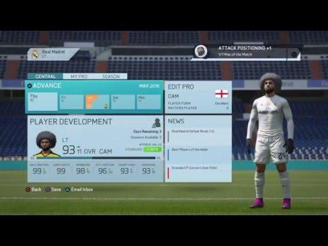Fifa 16 - Career Mode - INSANE Glitch