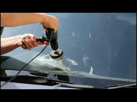 Windscreen Repair, Polishing kit - Wiper Blade damage and light scratches remover