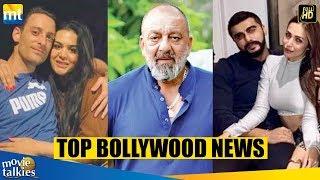 Top Bollywood News | Sanjay Dutt Prasthanam, Trishala Dutt Boyfriend, Arjun Malaika Relationship