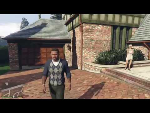 GTA 5 Franklin's Secret Extra Garage  [Saves Cars]