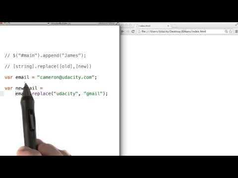 string.replace() Quiz - JavaScript Basics