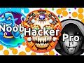 Download NOOB VS PRO VS HACKER in Agar.io MP3,3GP,MP4