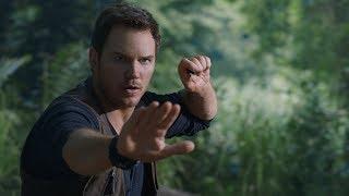Watch Chris Pratt Escape an Angry T. Rex in 'Jurassic World: Fallen Kingdom'   Anatomy of a Scene