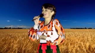 """ВИА """"Червона рута"""" 1991 г. Георгина Ляхова  """"Ой, на горе буйный ветер"""".(cover) Hd"""