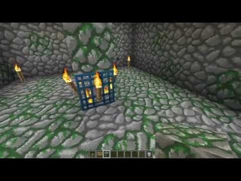 Minecraft Tutorial Mob Spawner | Effective XP Farm (TUTORIAL) 1.5