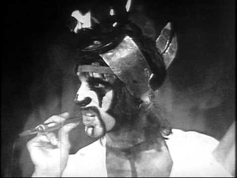 Fire - The Crazy World Of Arthur Brown @ TOTP 1968