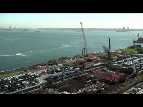 New York Wheel Construction Update!