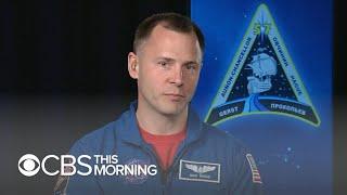 American astronaut Nick Hague talks Soyuz rocket failure