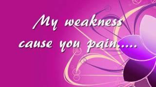 Britney Spears- Everytime lyrics