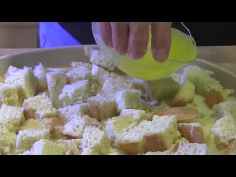 Vintage Bread Pudding