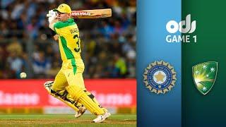 India vs Australia Match Highlights | First ODI