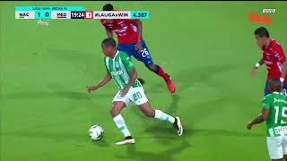 Nacional vs. Medellín (1-0) | Liga Aguila 2019-I | Fecha 10