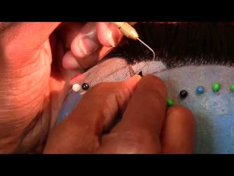 Learn How to Make Lace Front Wigs Ventilating