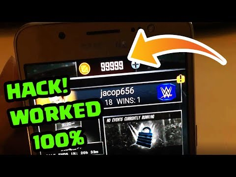 WWE SuperCard Hack 2017 - Get Free Credits on WWE SuperCard Cheats (Android & iOS)