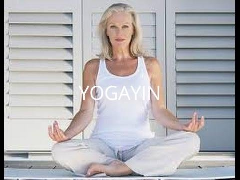 YOGA for  MENOPAUSE & PERIMENOPAUSE with YogaYin - Part 1