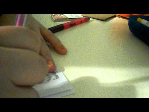 How to: Make a book cover WITHOUT a printer!