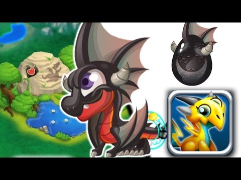 How to Breed Abyss Dragon 100% Real! Dragon City Mobile!