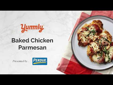 PERDUE® Baked Chicken Parmesan