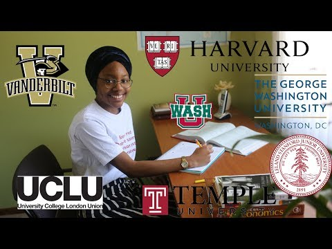 ACCEPTED TO HARVARD & STANFORD