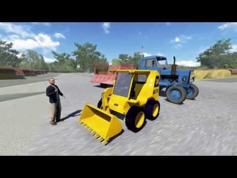 Lumion: animation transport