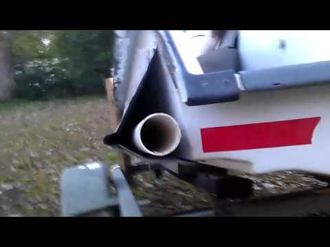 1993Yamaha 500cc JetSki Hull Widening