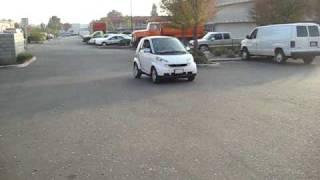 The Smart Car Train Horn