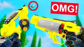 this DLC weapon is IMPOSSIBLE to play against in Black Ops 3... (OMG!)