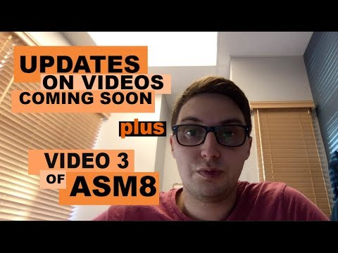 Updates on upcoming videos (Sales Tax, FBA business selling)+ ASM video 3