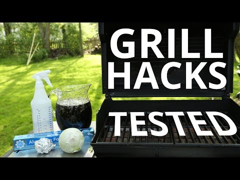 Sears Home Hacks: 3 Grill Cleaning Hacks—TESTED!