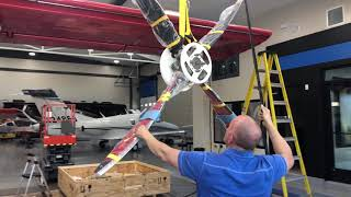Mike Patey Wilga (DRACO Video 10) Tail Wheel Design