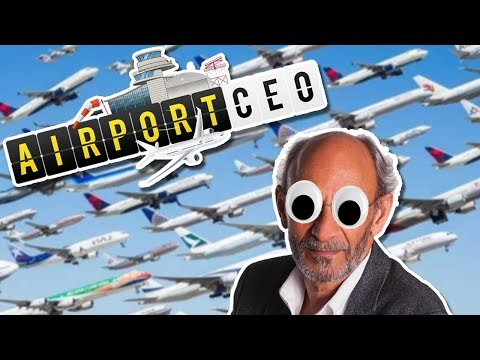 JET OVERLOAD! Airport CEO - New tycoon game for 2017!