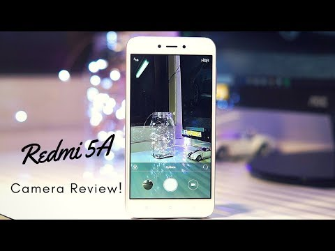 Is a ₹5000/$75 Smartphone Camera any Good? -Redmi 5A Camera Review!