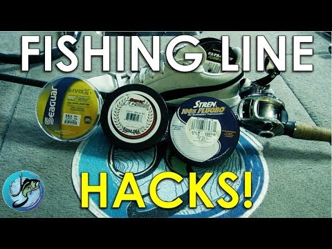 Fishing Line Tips That Save You Time, Money, and Frustration!
