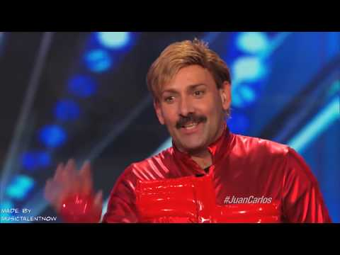 10 *MOST WEIRD & CRAZY MOMENTS* EVER On AMERICA'S GOT TALENT!