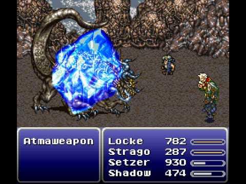 Final Fantasy VI - Brave New World - Atma Weapon
