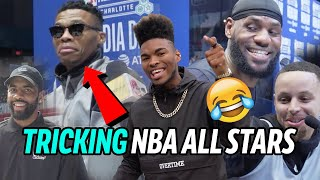 Jibrizy Tricks EVERY NBA ALL STAR! STREET MAGIC On LeBron, Steph Curry, Russell Westbrook & More 🤣