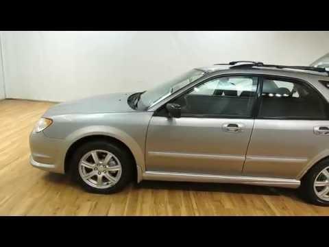 2007 Subaru Impreza Wagon Outback Sport  @CARVISION.COM