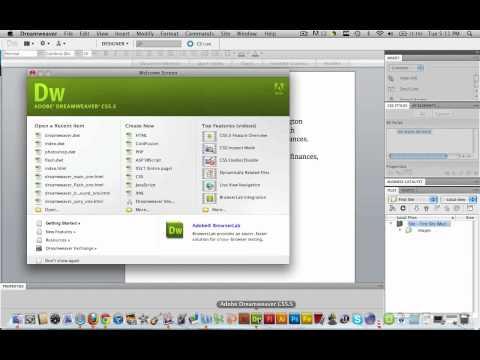 Dreamweaver Tutorial - Search Engine Optimization