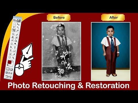 Photo Restoration Work 2