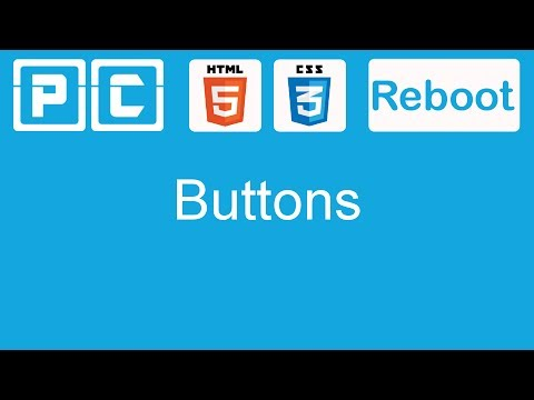 HTML5 and CSS3 beginners tutorial 49 - buttons