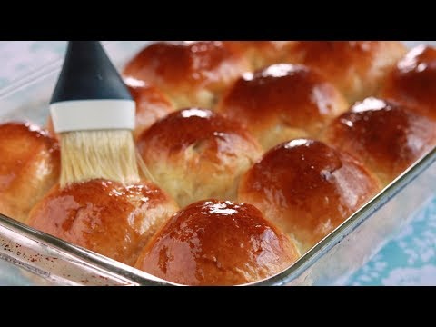 The Most Versatile Yeast Dough - Tangzhong Milk Bread