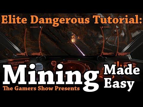 Mining Made Easy: An Elite Dangerous Tutorial