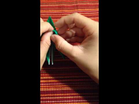 Origami Human Tutorial Part 1 of 2