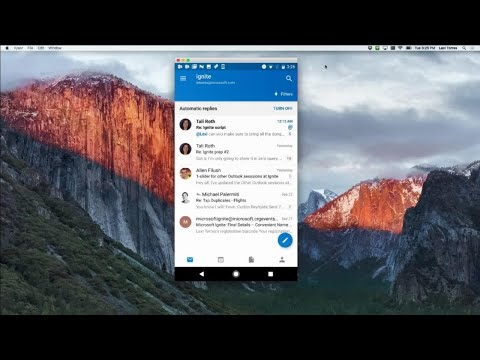 Dive deeper into what's new and what's coming for Outlook for iOS and Android - THR2046