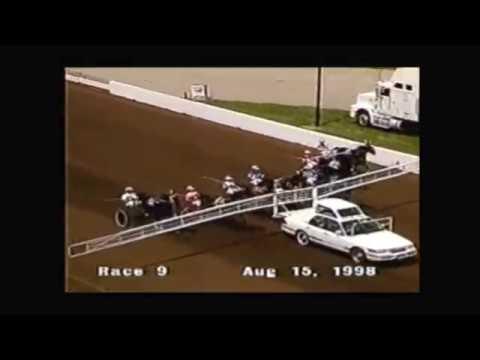 1998 Springfield TASER GUN Colt Stake 3YO C&G Pace Elimination Andy Miller