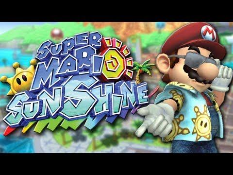 Super Mario Sunshine Retrospective