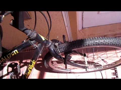 Trash found bike N nonsense