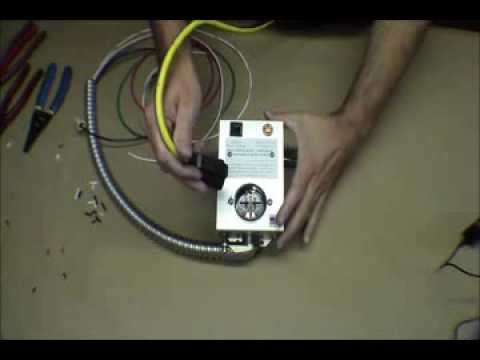 RicksDIY How To Build Automatic Generator Transfer Switch Easy DIY Kit Manual Install