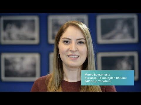 Siemens Türkiye Kurumsal Teknoloji ve AR-GE - Merve Bayramusta