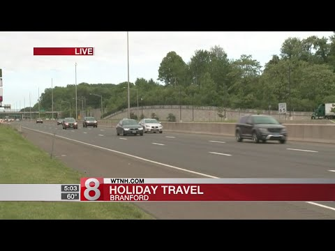 Drivers head home after holiday weekend